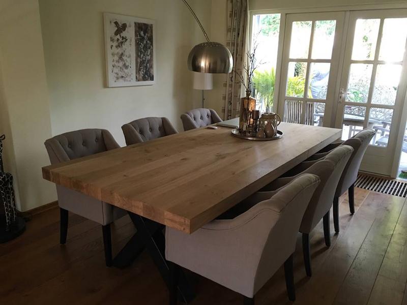 Inspiratie Eetkamertafel Trends : Industriele tafels de trend van inspiratie voor je interieur