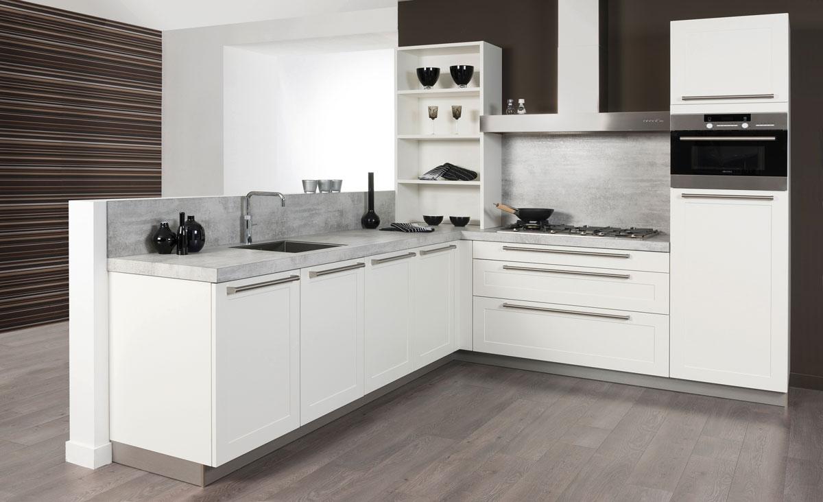 Inspiratie Keuken Indeling : keuken en eigenlijk is de indeling en de basis van je huidige keuken