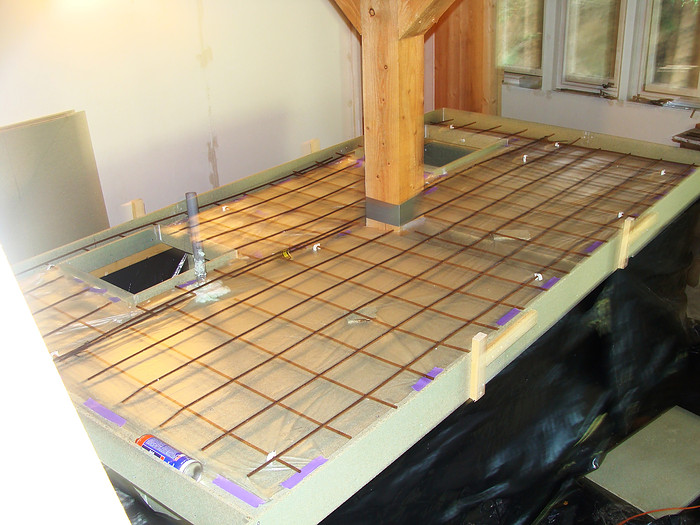 Ouderwetse Keuken Zelf Maken : zelfgemaakte betonnen blad in de keuken – Inspiratie voor je interieur