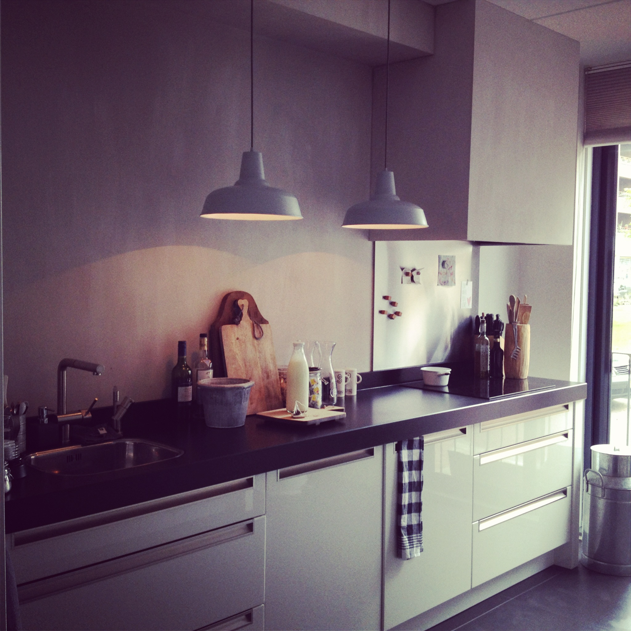 stoere landelijk moderne keuken