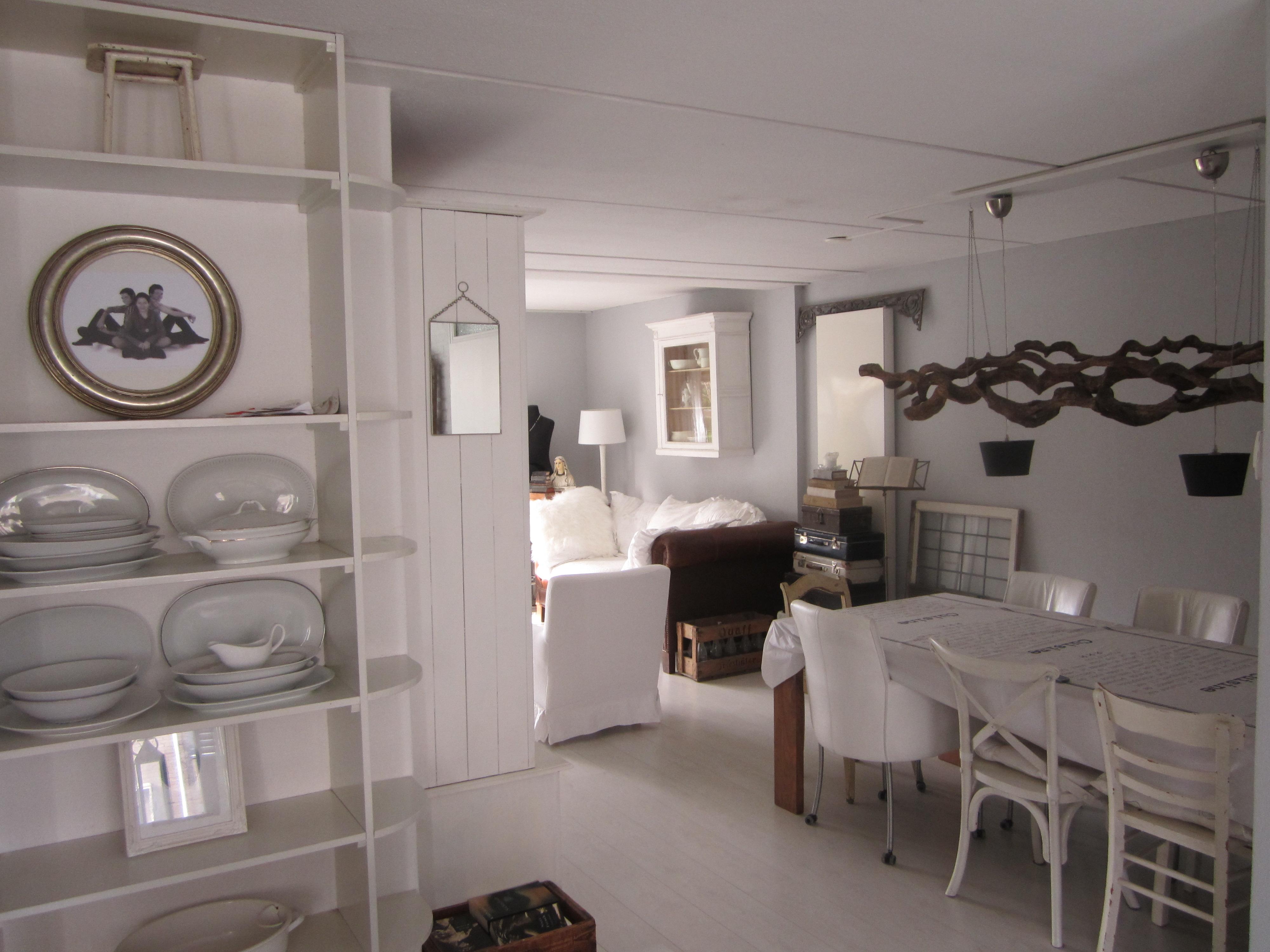 Brocante inrichting woonkamer ~ Artikill.com