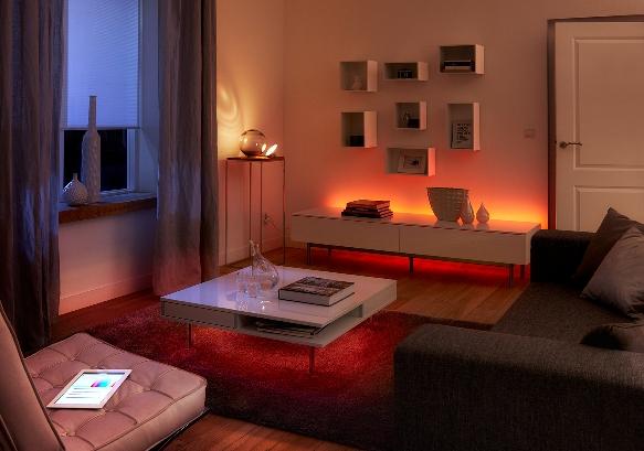 Sfeervolle led verlichting inspiratie voor je interieur for Led verlichting interieur