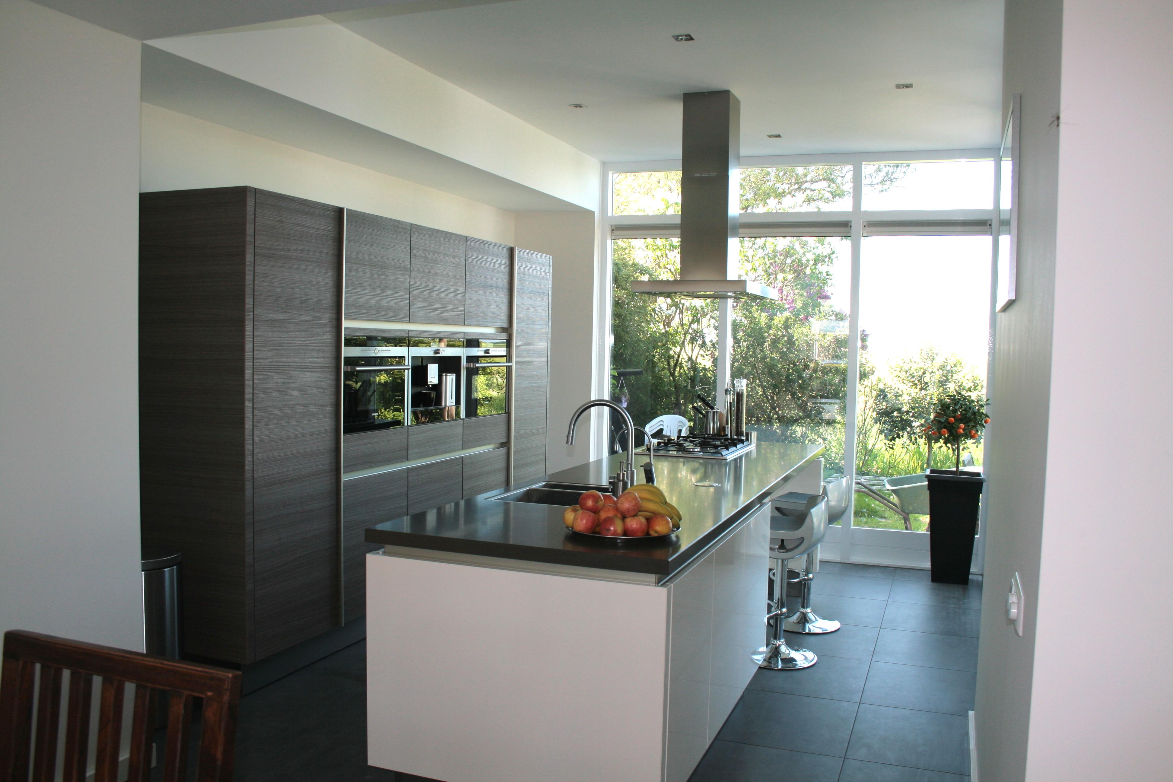 Open keuken of niet - Keuken open voor woonkamer ...