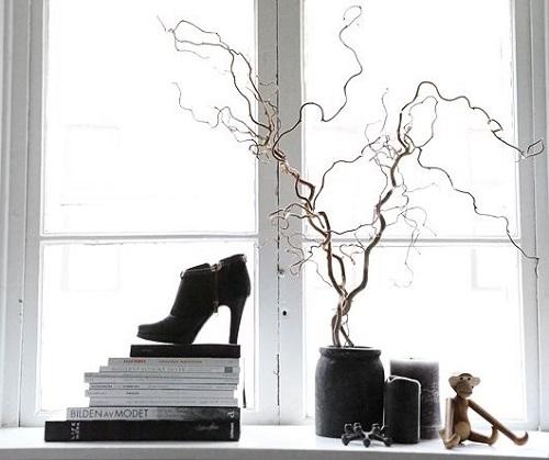 Creatieve raamideeen inspiratie voor je interieur for Decoratie voor in de vensterbank