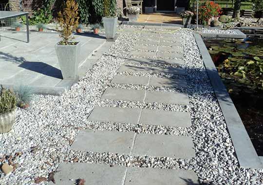 Grind Tuin Aanleggen : Mooie tuin aanleggen met grind inspiratie voor je interieur