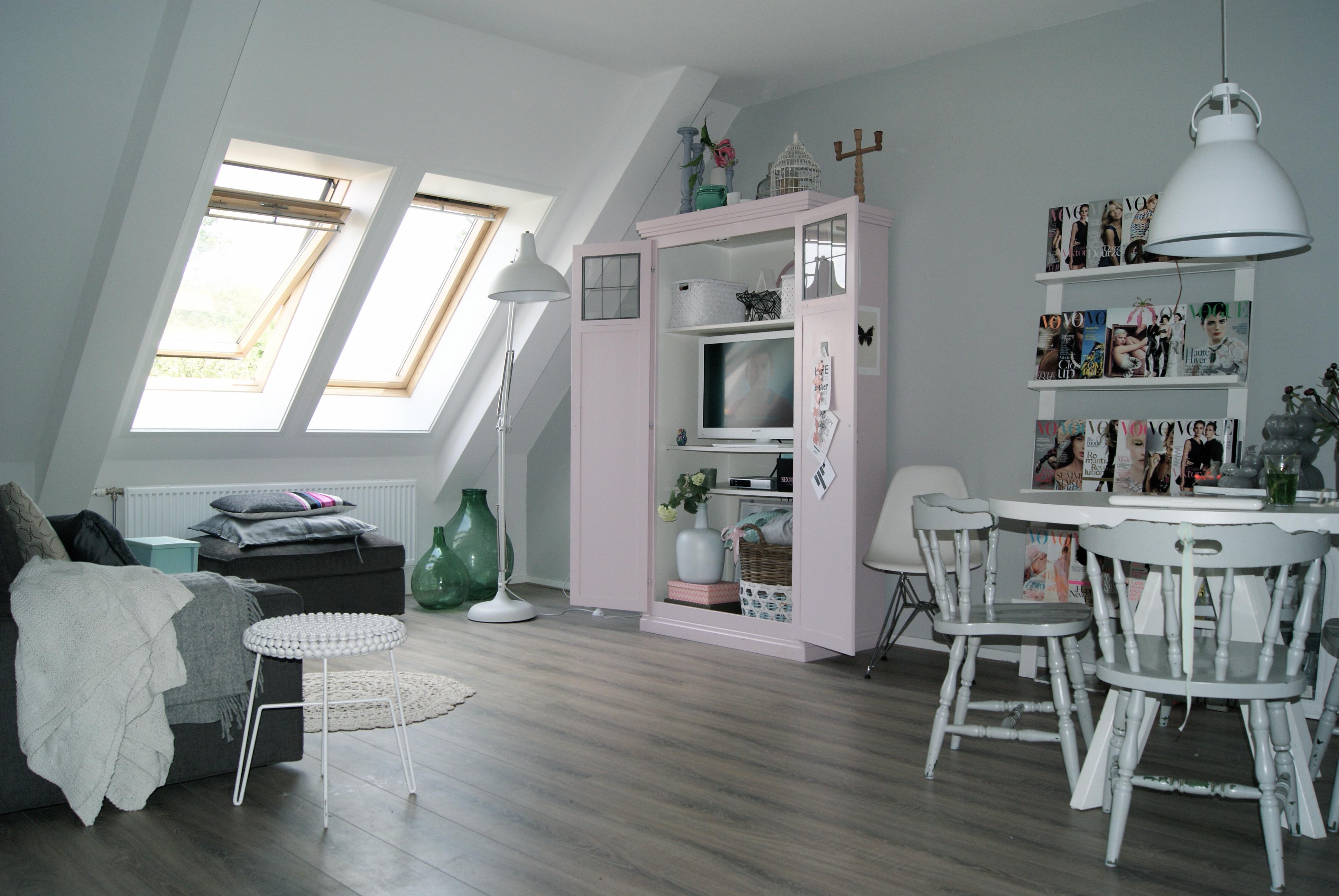Yvet, stylist van o.a. Eigen Huis & Tuin - Inspiratie voor je interieur