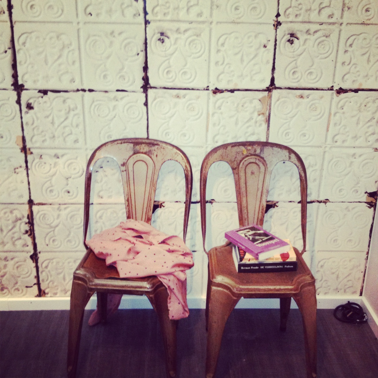 industriele stoelen
