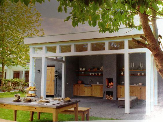 Een carport aan je huis bouwen inspiratie voor je interieur for Huis bouwen inspiratie