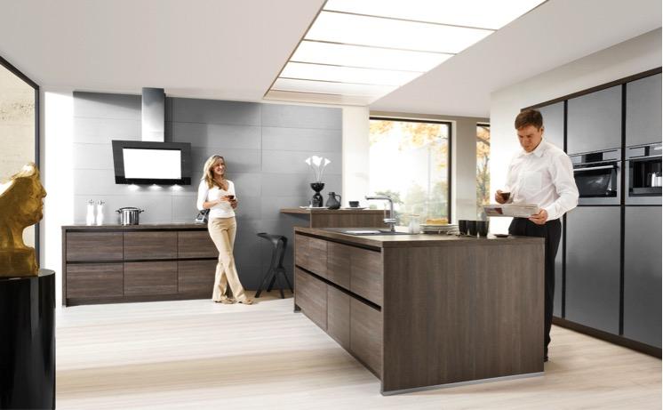 Nieuwe Keuken Uitzoeken : , strak en modern: greeploze keukens – Inspiratie voor je interieur