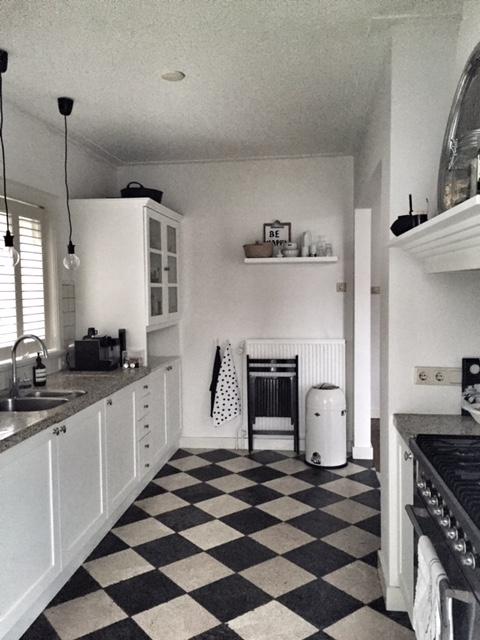 Keuken » Keuken Jaren 30 Woning - Inspirerende fotos en ideeën ...