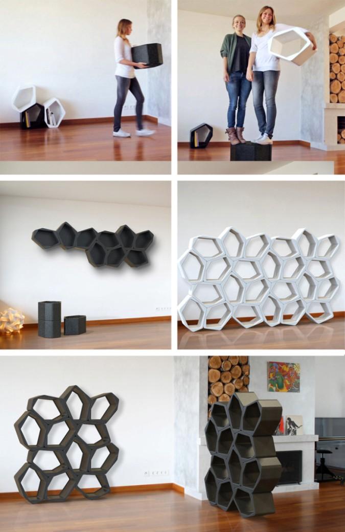 Favoriete Bouw-het-zelf-design - Inspiratie voor je interieur EQ-67