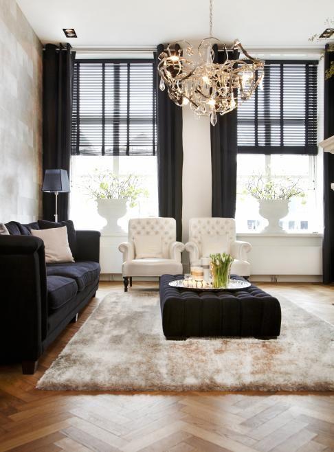Inspiratie voor een klassieke woonstijl inspiratie voor for Klassiek en modern interieur combineren