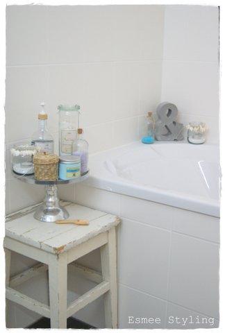badkamer in wit ariadnestijl