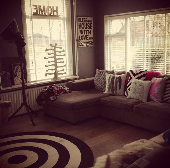 Ger woonwebshopeigenaresse inspiratie voor je interieur for Eclectische stijl interieur