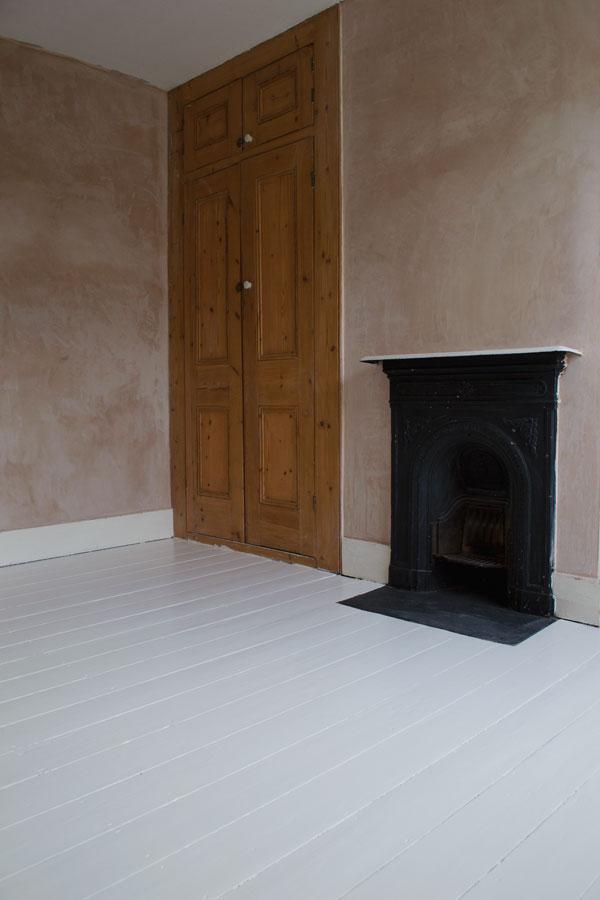 Hoe verf je een houten vloer?   Inspiratie voor je interieur