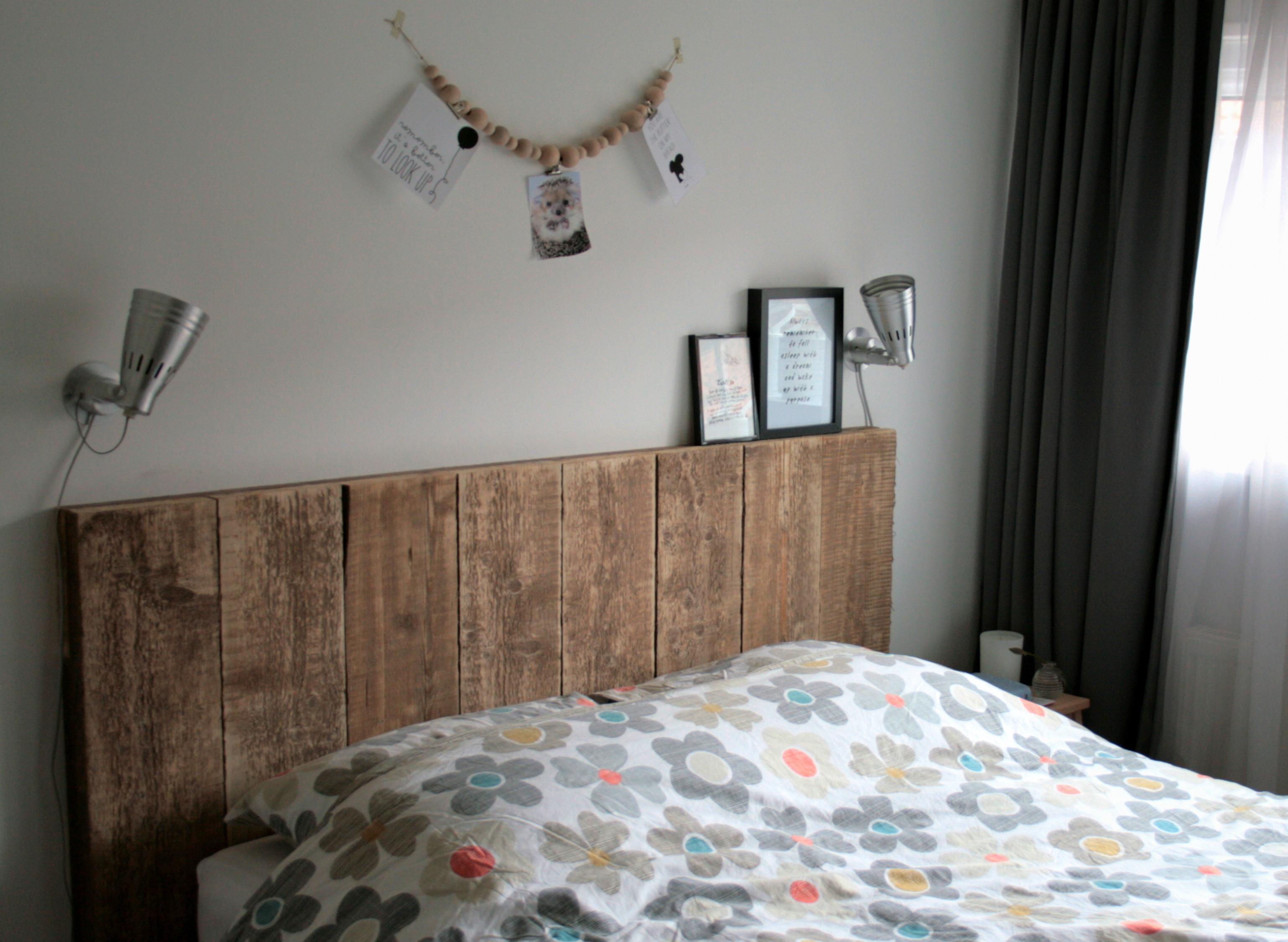 Extreem Hoofdeinde Bed Zelf Maken KI34 | Belbin.Info FF72