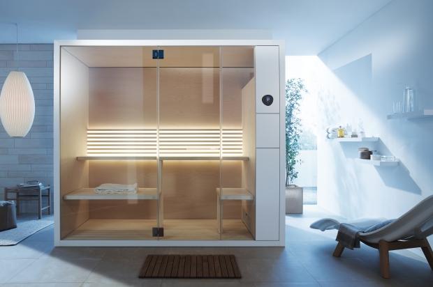 sauna in de badkamer... - Inspiratie voor je interieur