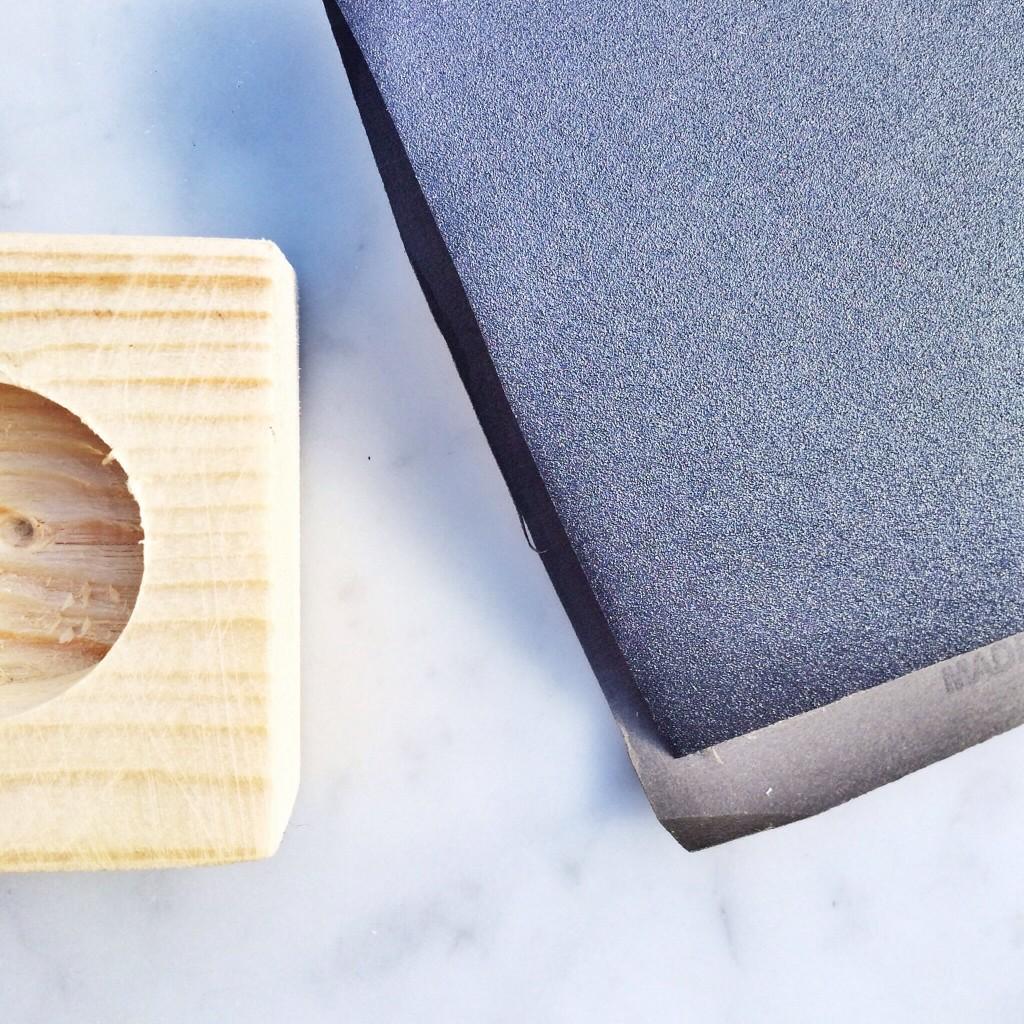 houten eierdopjes maken