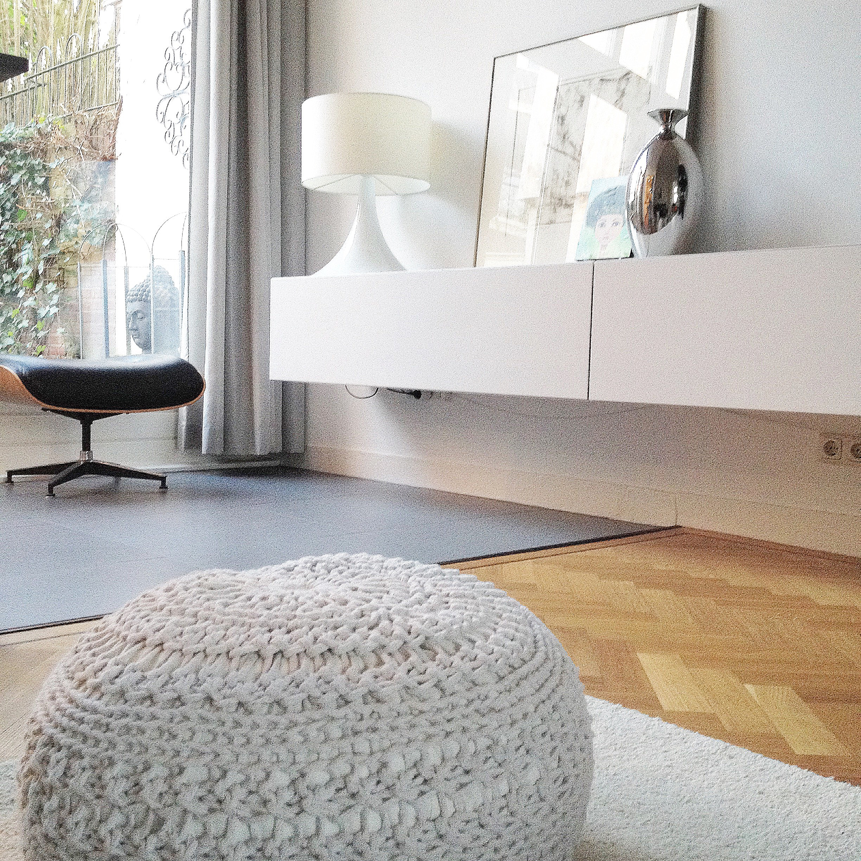 Binnenkijken in het herenhuis van marloes en bas inspiratie voor je interieur - Moderne keuken in het oude huis ...