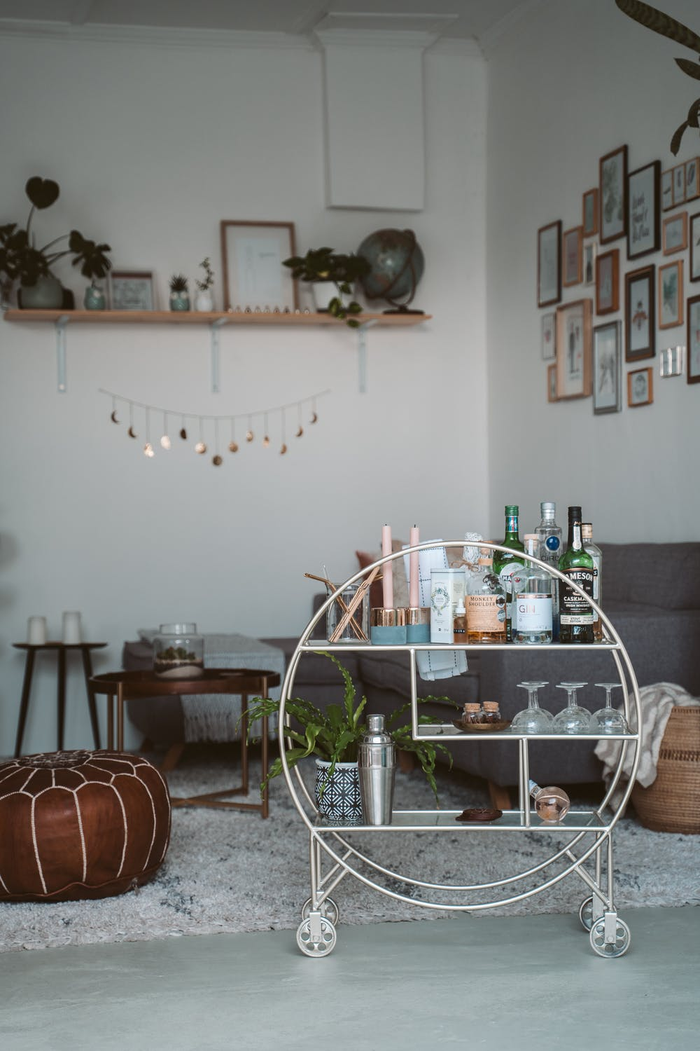5 tips zo style je een bar cart!