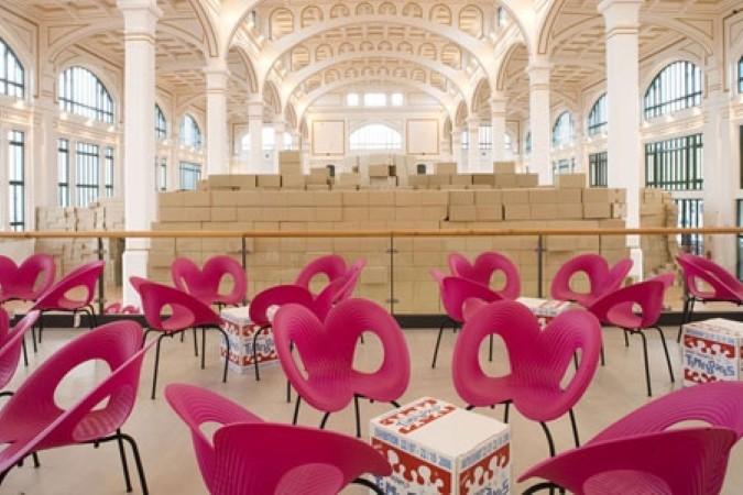 Gekleurde italiaanse design stoelen inspiratie voor je interieur