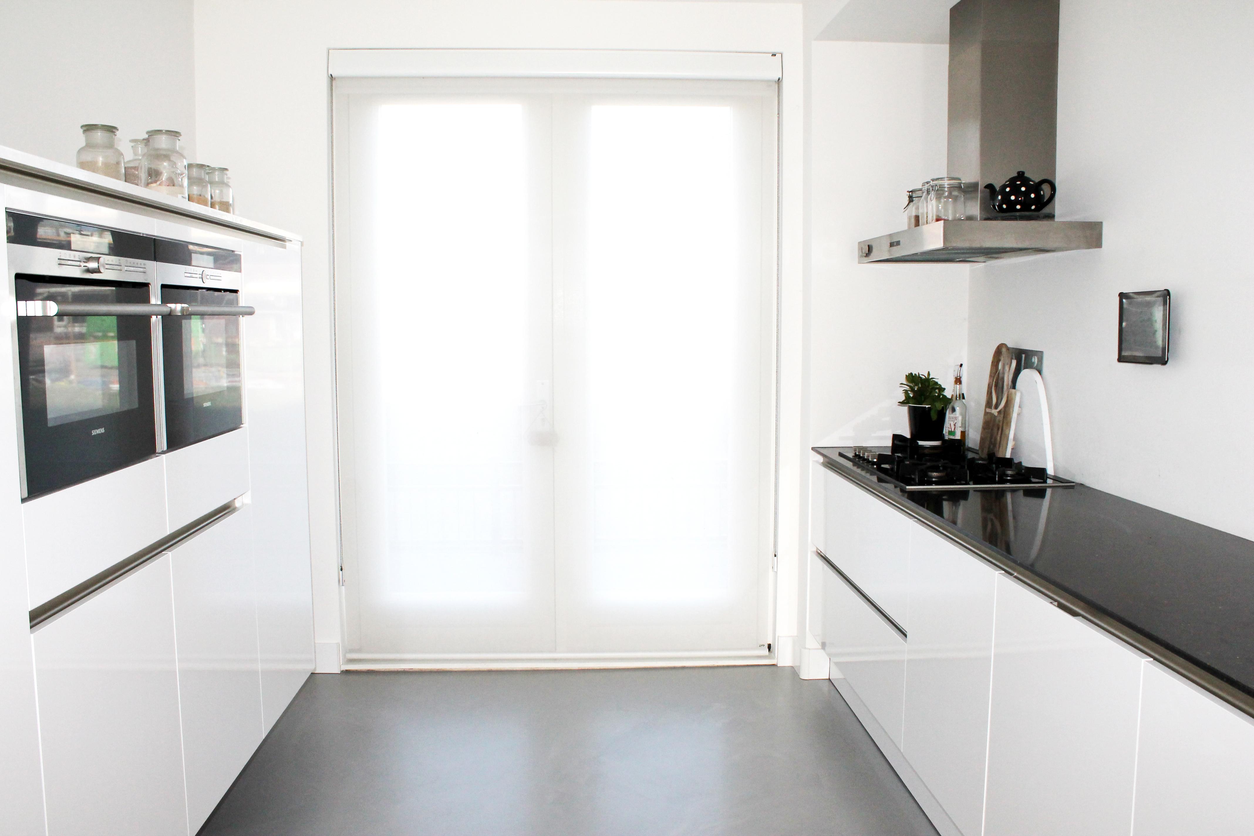 Taco en ilse en hun twee kinderen in hun nieuwbouwhuis inspiratie voor je interieur - Keuken uitgerust voor klein gebied ...