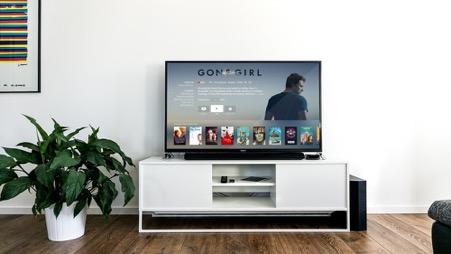 5 originele manieren om je televisie een plekje te geven in de ...
