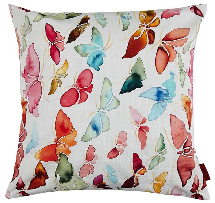 kussen met vlinders